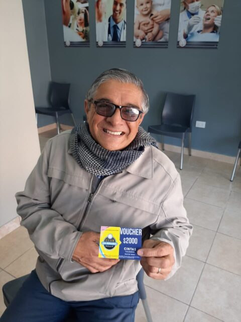 Padre de Rojas Nahuel - Monteros